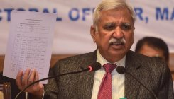 Ballot papers are history now: CEC
