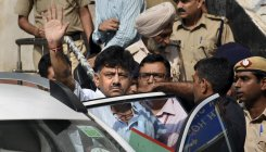 Delhi court defers Shivakumar's bail plea till Thursday