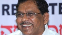 Parameshwara pitches for collective leadership in Cong