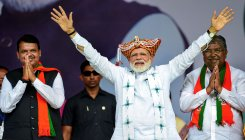 Hug each Kashmiri, create new paradise: PM Modi