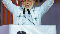 Modi takes potshots at Sharad Pawar over Pak remarks