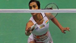 Sindhu bows out of China Open
