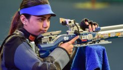 Indian team announced for Asian Shooting Championship