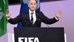 FIFA hopeful Iran will lift ban on women soccer fans