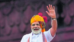 Modi asks 'loudmouths' to trust SC in Ram Mandir case