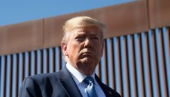 New border wall a world-class security system: Trump