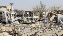 20 killed in car bomb attack in southern Afghanistan