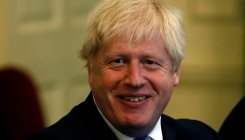 UK's Johnson caught lying to dad of sick child