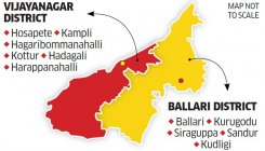 Vijayanagar to be 31st district in Karnataka?