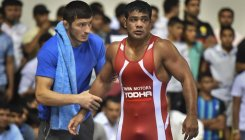 Coming back after eight years, Sushil loses at Worlds