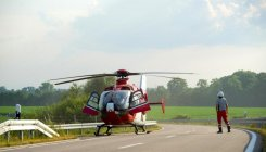Pvt firm in talks with govt for heli ambulances