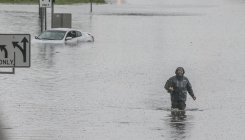 Houston: Heavy rains wreak havoc ahead of 'Howdy Modi!'