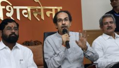 Shiv Sena -BJP to contest together in Maharashtra polls