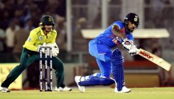 I will play in Vijay Hazare after SA series: Dhawan
