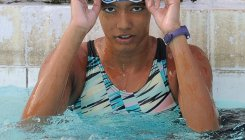 Teen swim talent Ridhima is punching above her weight