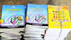 Finally, Daddalakadu School students get textbooks