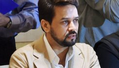 Pak isolated, world with India on J-K: Anurag Thakur