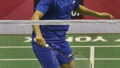 Korea Open: Sindhu, Saina crash out; Kashyap advances