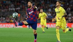 Barcelona seal much-needed win over Villarreal