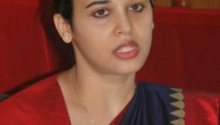 IRS officer to replace Sindhuri?