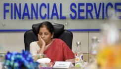 Economy to start looking up: Sitharaman post PSB meet