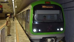 Metro disrupted on Green Line due to signalling issue