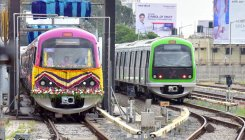 Green Line metro disrupted from Yelachenahalli to RV Rd