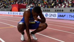World champion Coleman withdraws from 200m: US official