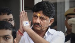 Shivakumar targeted for not joining BJP: MP