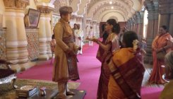 Private darbar unfolds royal splendour