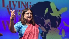 Drop monkey relocation plan, Maneka tells forest dept