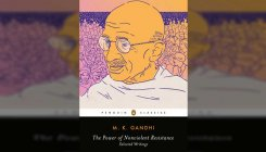 Book collects Gandhi's writings on non-violent activism