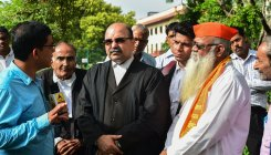 'Made no submission that may disturb communal harmony'