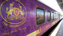 IRCTC will take over The Golden Chariot: Suresh Angadi
