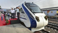 Vande Bharat Express: CORAS to guard sensitive stations