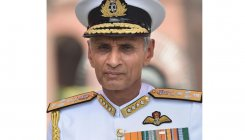 Navy to cut down diesel, shift to electric: Navy Chief