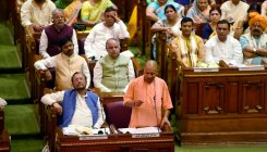 UP legislature's 36-hr Gandhi session draws to a close