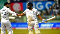 Rohit Sharma first to hit tons in Test debut as opener