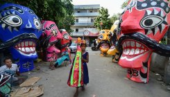 This village in Maharashtra worships Ravan with fervour