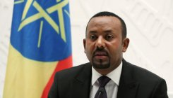 Ethiopia's prime minister emerges as a Nobel favourite