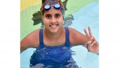Thrill of the race keeps swimmer Suvana going faster