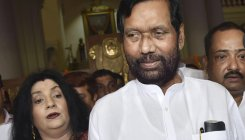 Paswan returns home from hospital