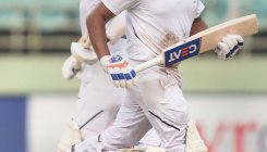 All eyes on run-out menace Pujara, ears on Rohit