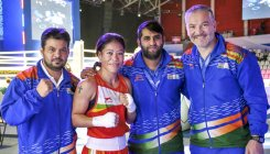 Medal secured, Mary Kom now eyes top finish at worlds