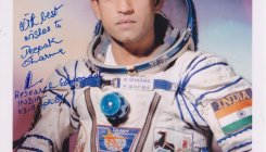 Rakesh Sharma confident about Gaganyaan launch by 2022