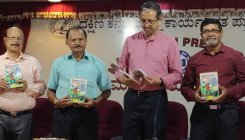 J F D'Souza's book for children released