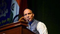 Tremendous growth between Indo-US in 5 yrs: Rajnath