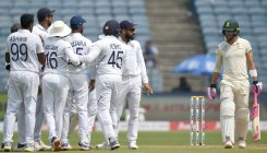 India enforce follow-on as South Africa bat again