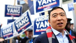 Andrew Yang's U.S. presidential campaign gets serious