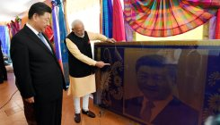 Modi and Xi talked much, but said nothing